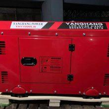 Ricardo 5 KVA / 4 KW Diesel Generator