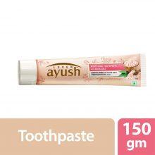Lever Ayush W.Rock Salt Toothpaste 150g
