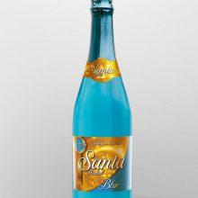 Santa Isabel Sparkling Blue Cocktail 750ml