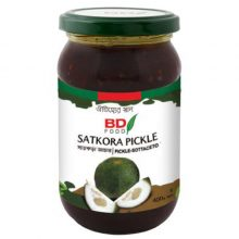 BD Food satkora pickle 400 GM