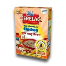 Baby Cereal Rice Chicken Potato 400gm