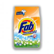 Fab Anti Bavtireal power Clean  Detergent 2.4/2.1kg