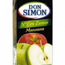 Don Simon Apple (Manzana) Juice 1ltr