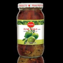 Pran Olive Pickle- 400 gm