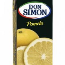 Don Simon Pomelo Grapefruit Juice 1ltr