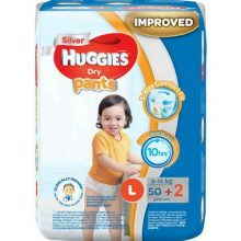 Huggies Dry Pants Malaysia's L