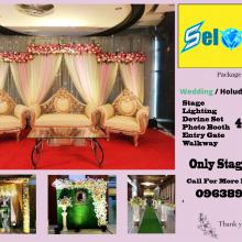 Wedding / Holud / Reception Package -4